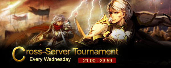 Cross-Server Tournament